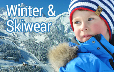 Childrens salopettes, ski jackets, snowsuits,thermals and more.